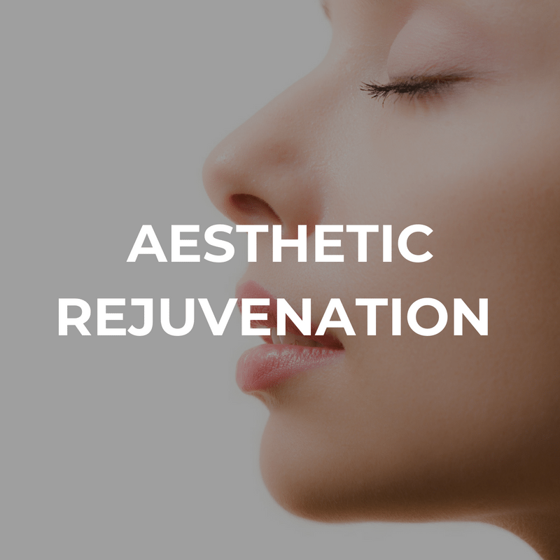 aesthetic rejuvenation